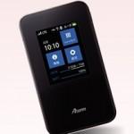 SIMフリーモバイルデータ通信端末選びの基準は?>>Aterm MR04LN/MR03LNなどのBluetoothテザリングや次世代通信高速規格「11ac」対応機種がオススメ